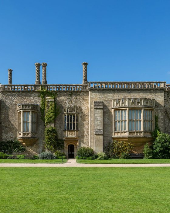 Lacock Abbey Harry Potter B and B